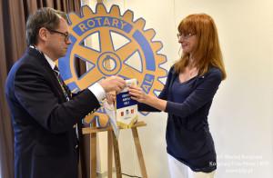 Zebranie i goœcie klubu Rotary Gdañsk-Sopot-Gdynia. 21.08.2017 Fot. Maciej Kosycarz / KFP
